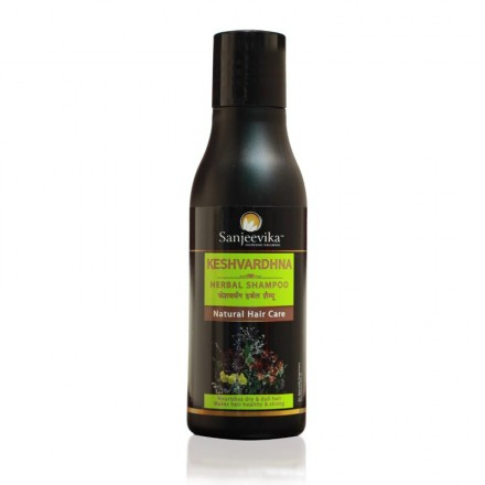 Keshwardhna Herbal Shampoo 200ml