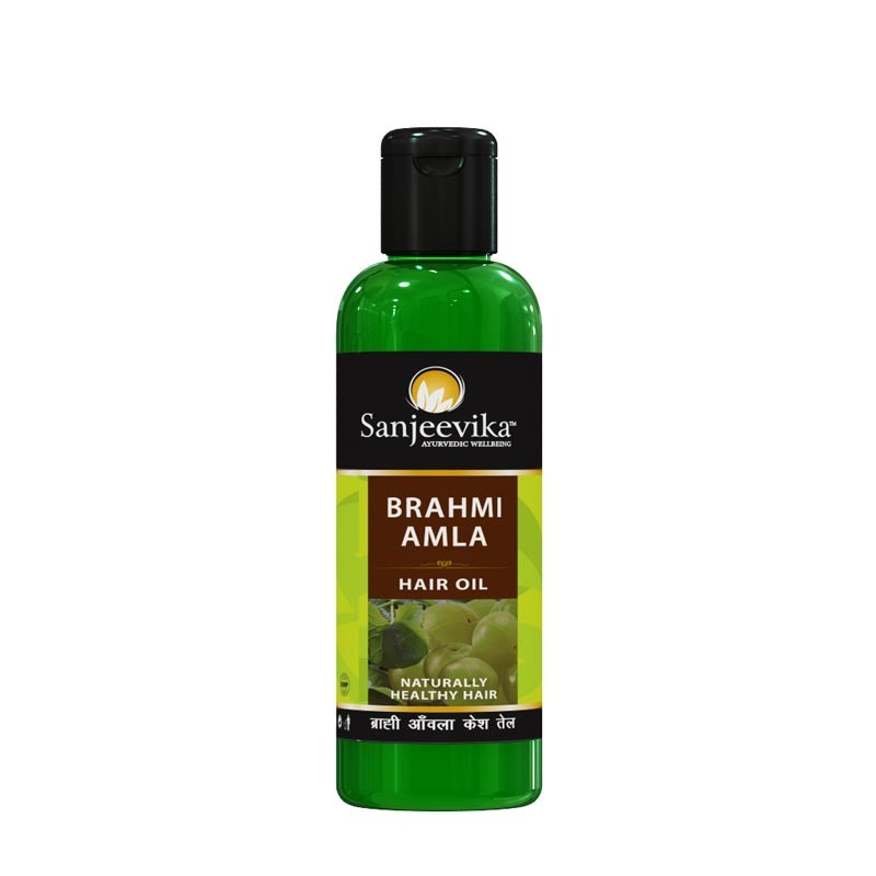 Brahmi Amla Brahmi Amla Oil 100ml