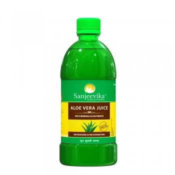 Aloevera Juice Special 600ml