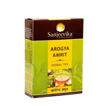 Arogya Amrit Herbal Tea 115g