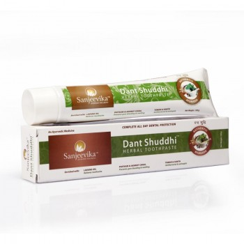 Dant Shuddhi Tooth Paste 20 gm