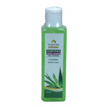 Aloevera Face wash 200ml
