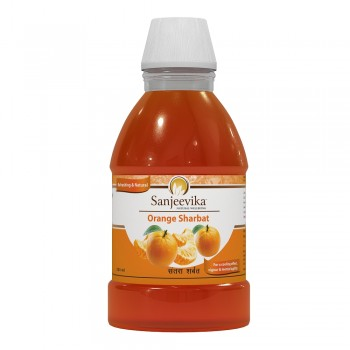 Orange Sharbat 750ml