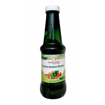 Brahmi Badam Sharbat 750ml